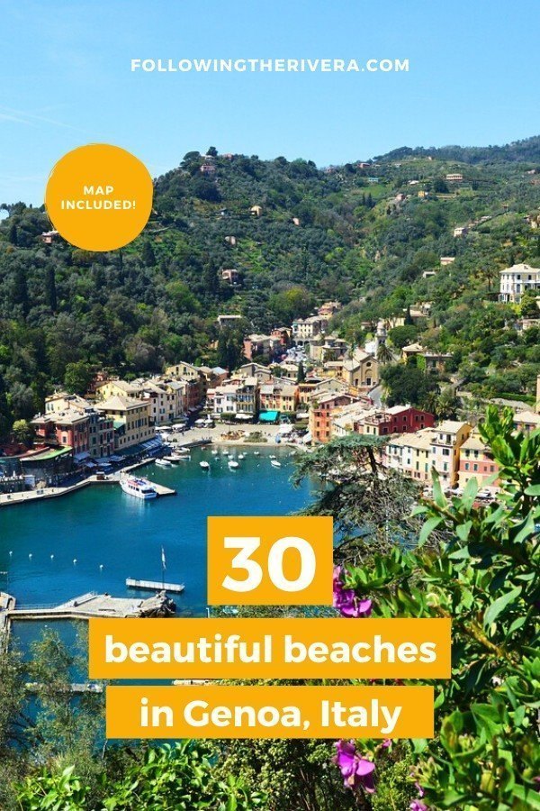 30 sizzling beaches to visit in Genoa 8