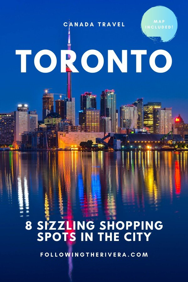 8 sizzling shopping spots in Toronto 8