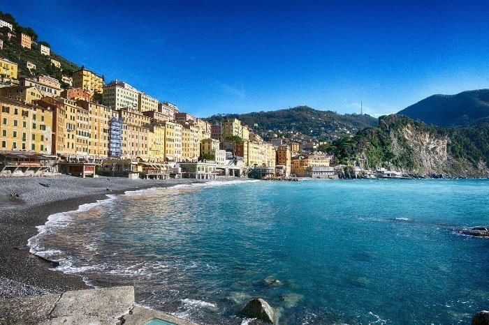30 sizzling beaches to visit in Genoa 1