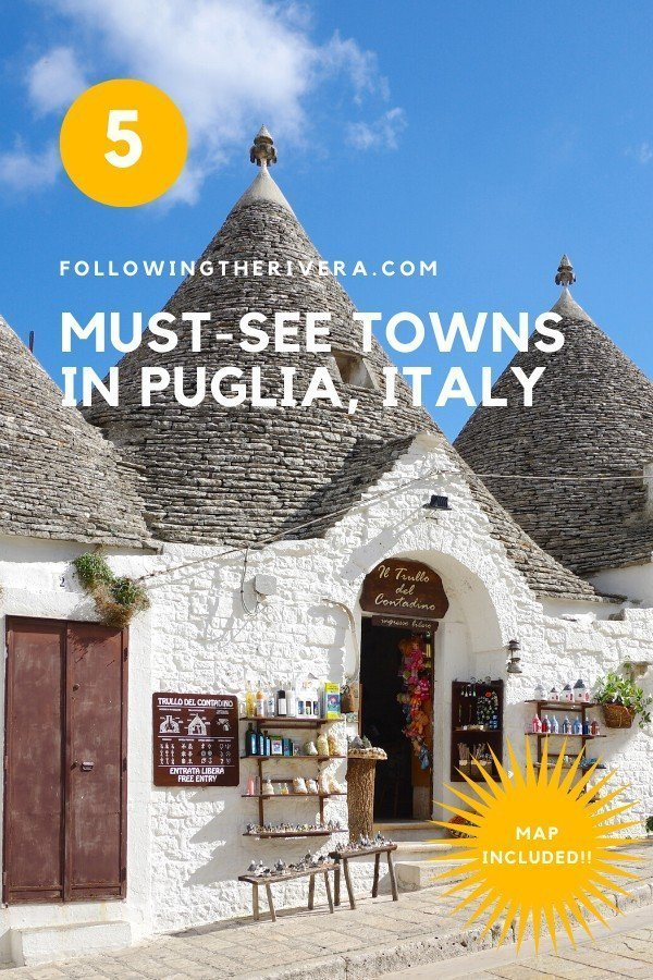 5 best places to visit in Puglia 8