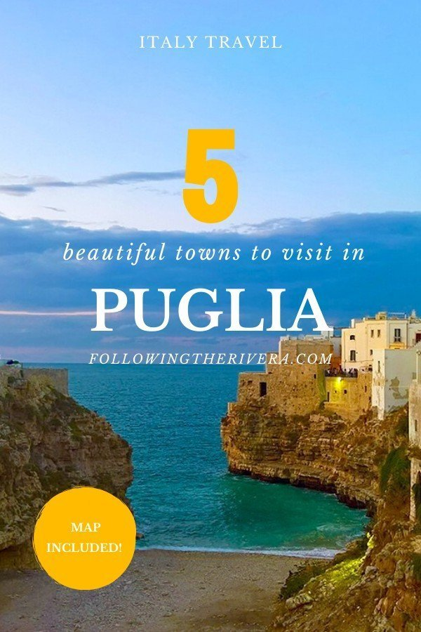 5 best places to visit in Puglia 6