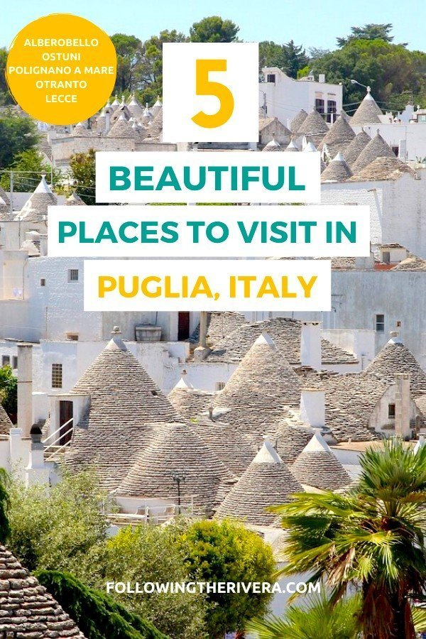 5 best places to visit in Puglia 7