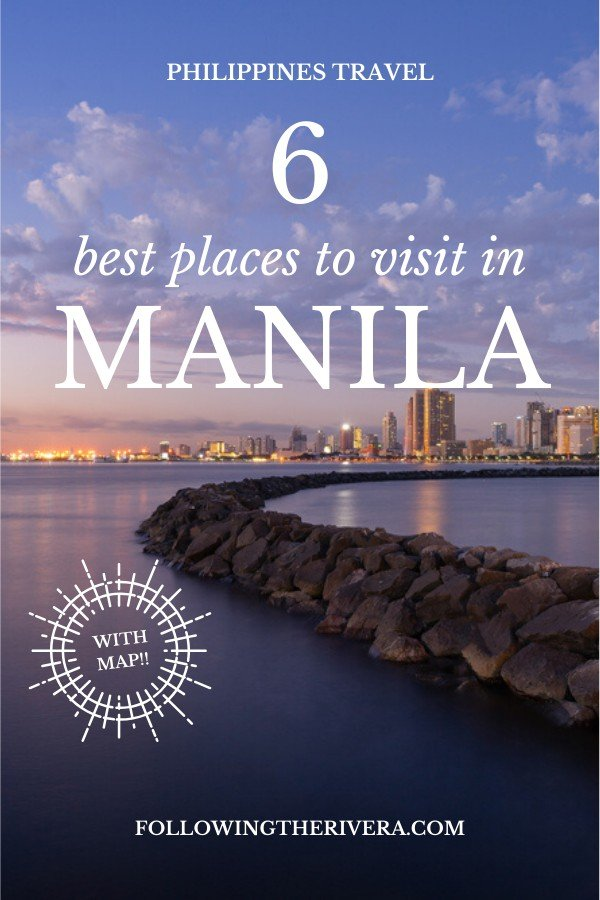 6 best places to visit in Manila, Philippines 8