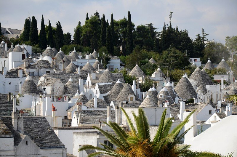 5 best places to visit in Puglia 1