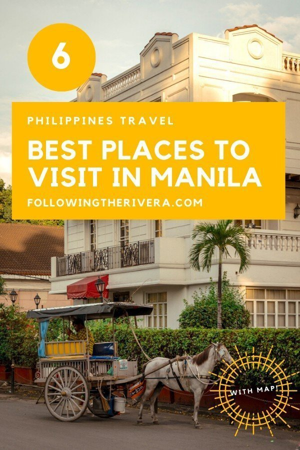 6 best places to visit in Manila, Philippines 9