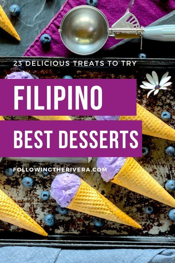 23 delightfully delicious Filipino desserts to try on your travels! 11