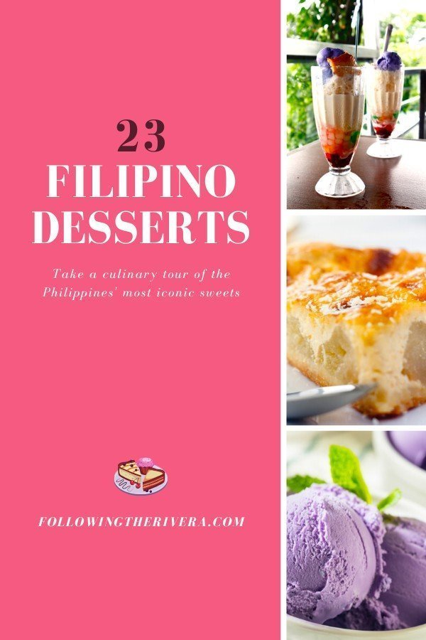 23 delightfully delicious Filipino desserts to try on your travels! 10
