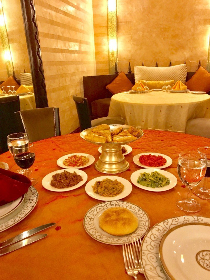 5 excellent reasons to visit Morocco in October 5