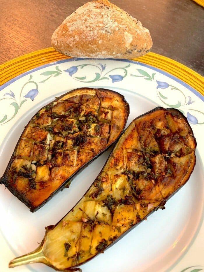 Melanzane alla Sassarese — Sassari eggplants in 40 minutes 1