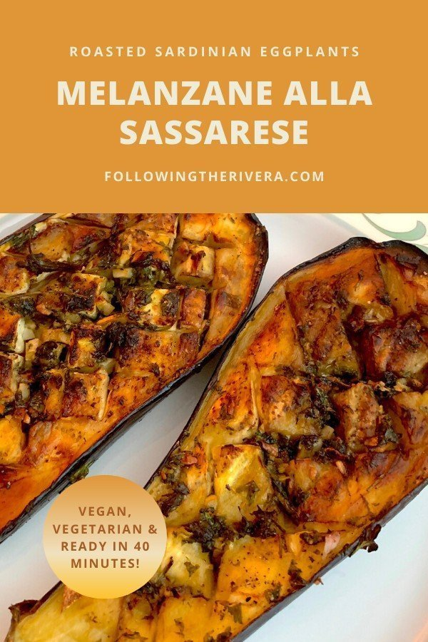 Melanzane alla Sassarese — Sassari eggplants in 40 minutes 9