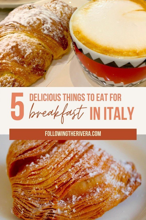 5 delicious things to eat for breakfast in Italy 7