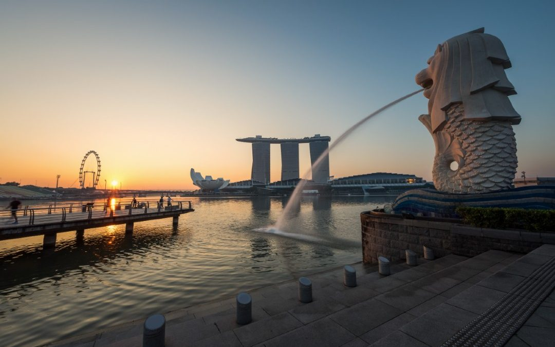 10 luxury hotels for the ultimate Singapore staycation