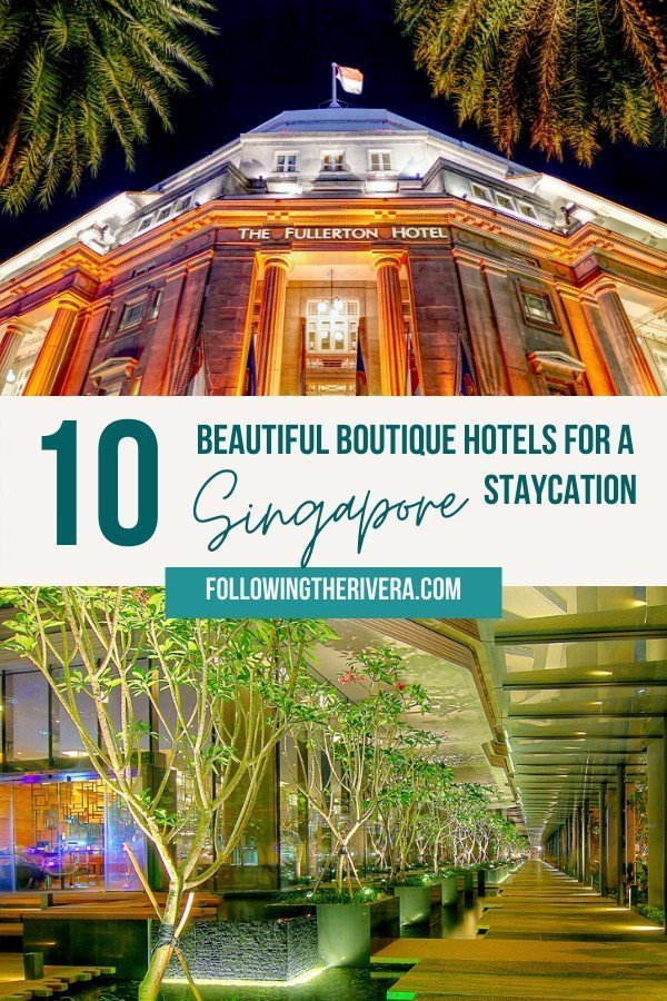 10 luxury hotels for the ultimate Singapore staycation 11