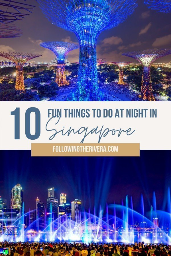 10 fun things to do at night in Singapore 8