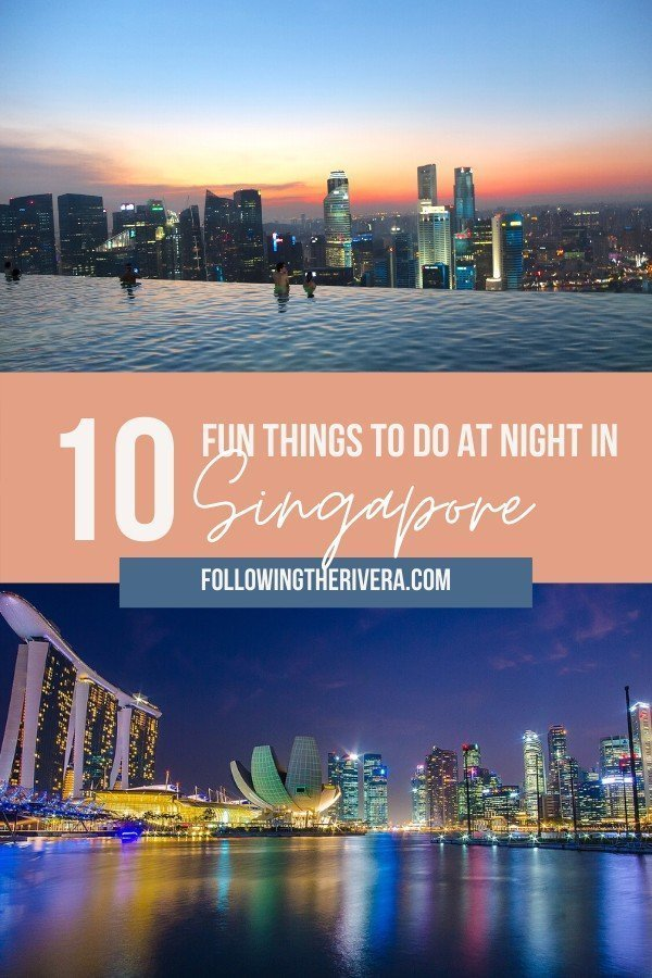 10 fun things to do at night in Singapore 9
