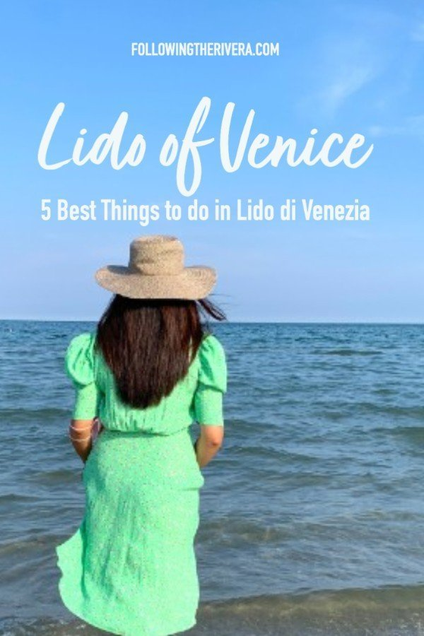 Lido of Venice | 5 best things to do 7