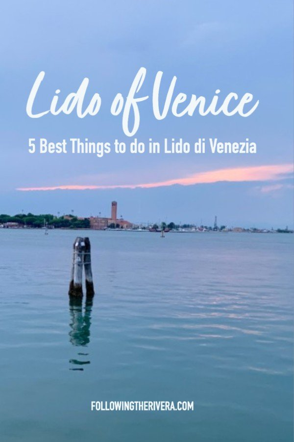 Lido of Venice | 5 best things to do 8