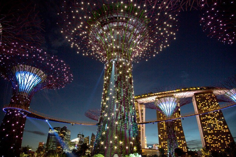 10 fun things to do at night in Singapore 1