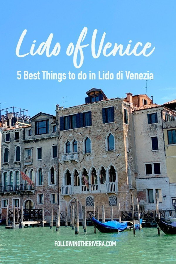 Lido of Venice | 5 best things to do 9