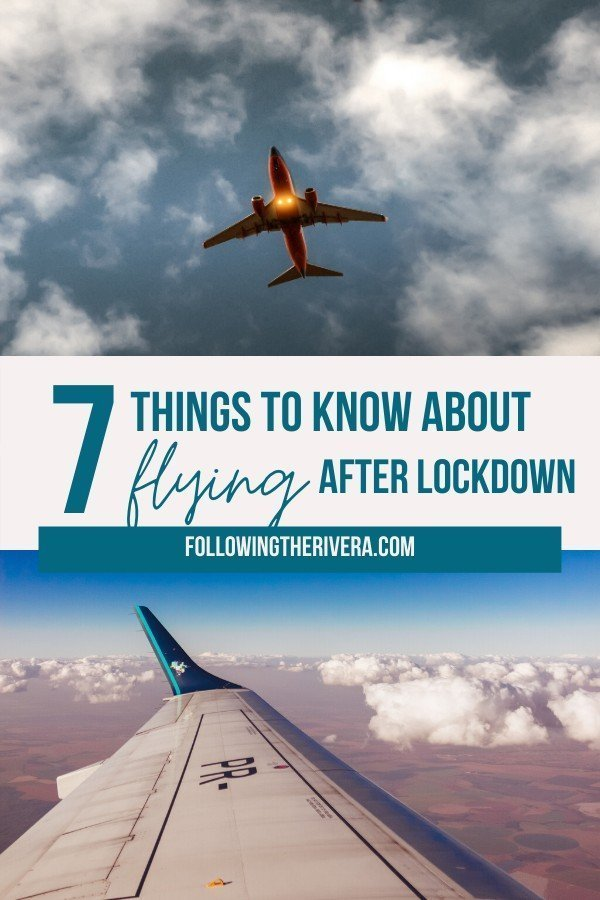 Flying after lockdown | What to expect 7