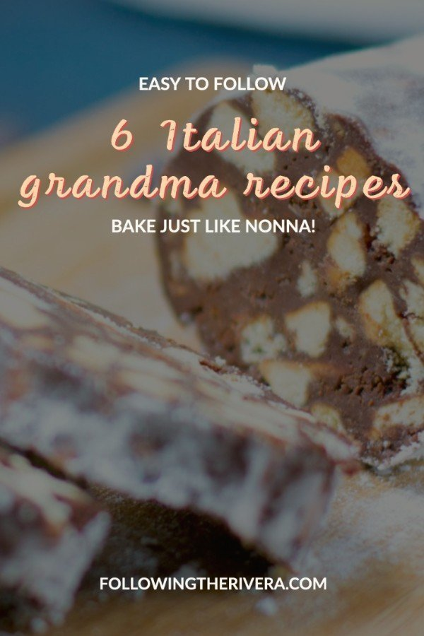 6 easy to follow Italian grandma recipes 11
