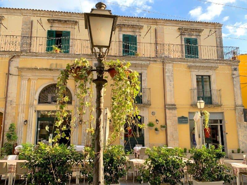 Corso Vittorio Emanuele — Palazzolo Acreide