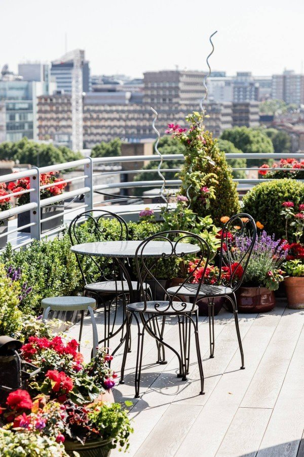Garden Clerkenwell terrace - Central London Airbnb