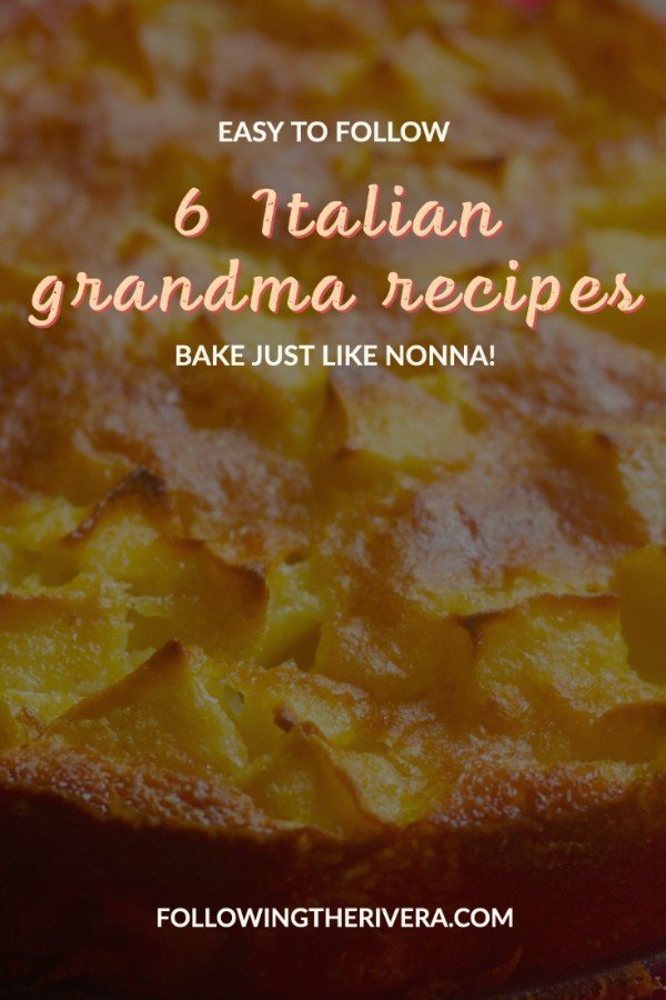6 easy to follow Italian grandma recipes 13