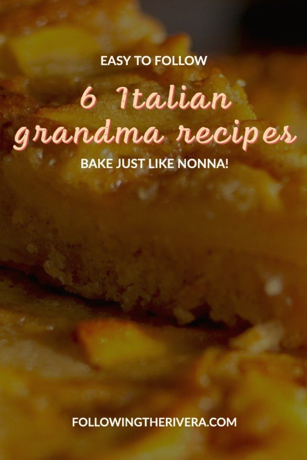 6 easy to follow Italian grandma recipes 12