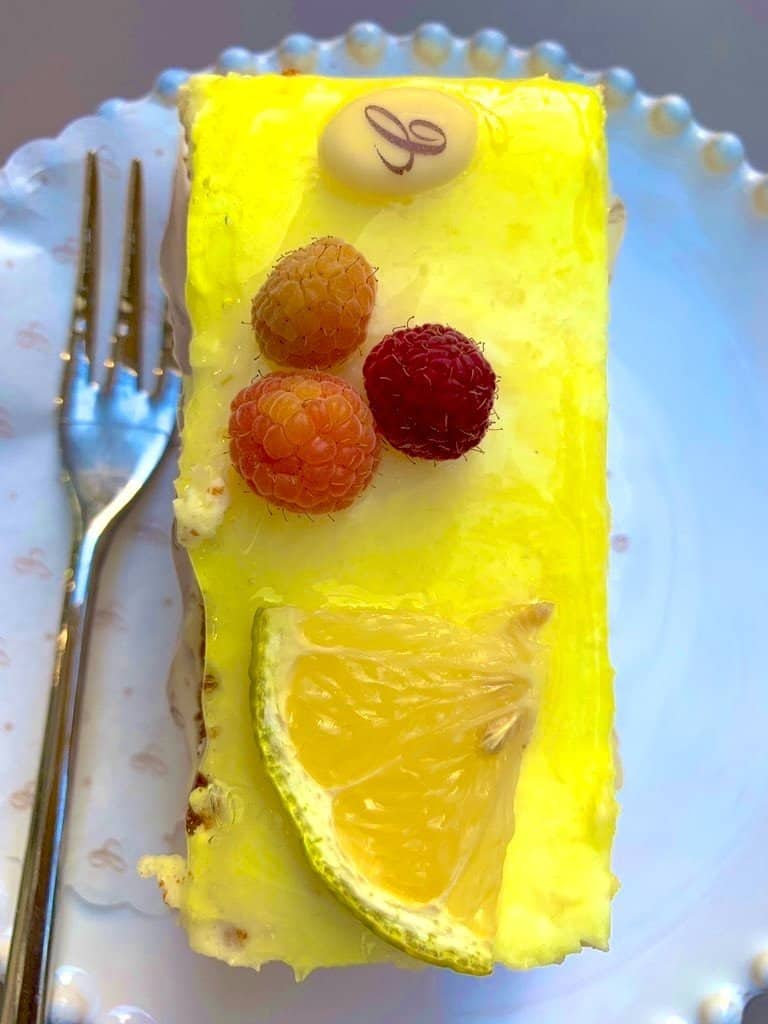 Lemon cake Corsino - Palazzolo Acreide