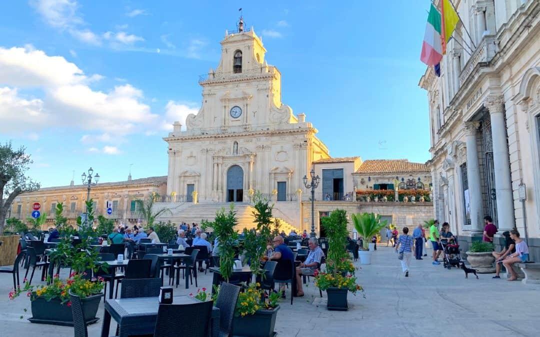 Baroque basilicas and more in Palazzolo Acreide