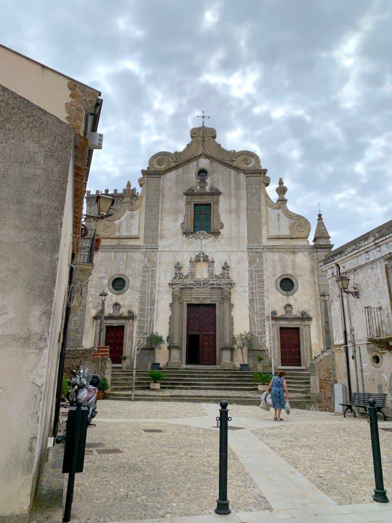 Chiesa della Santissima Annunziata at Forza d Agro
