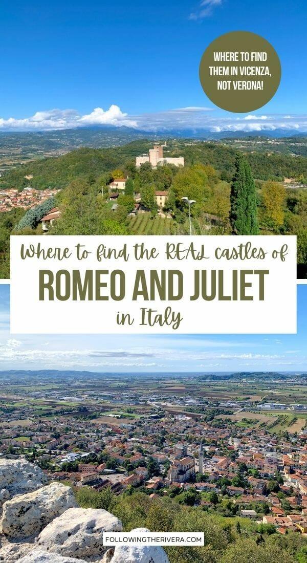 Montecchio Maggiore - Romeo and Juliet