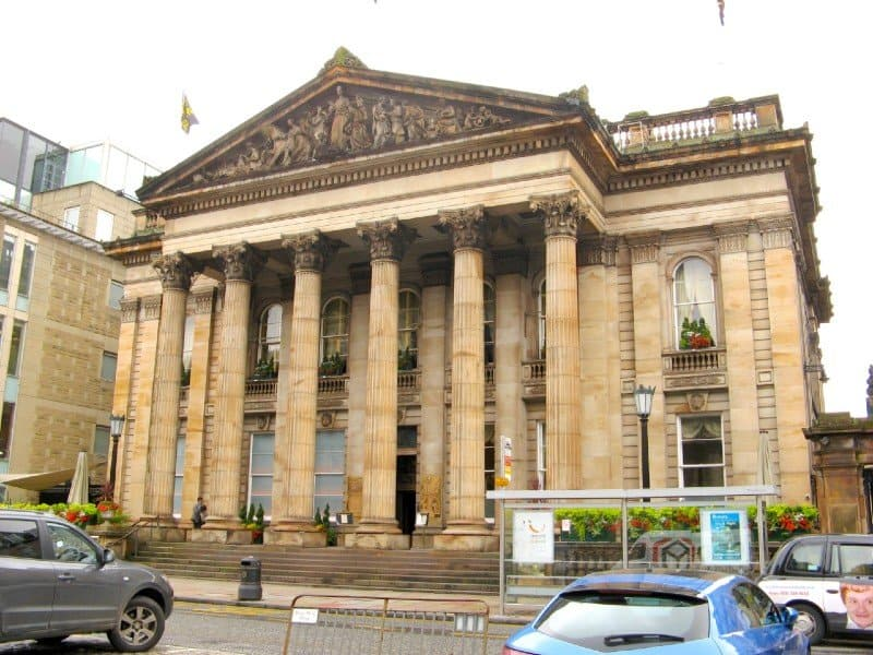 The Dome Edinburgh - Edinburgh city breaks
