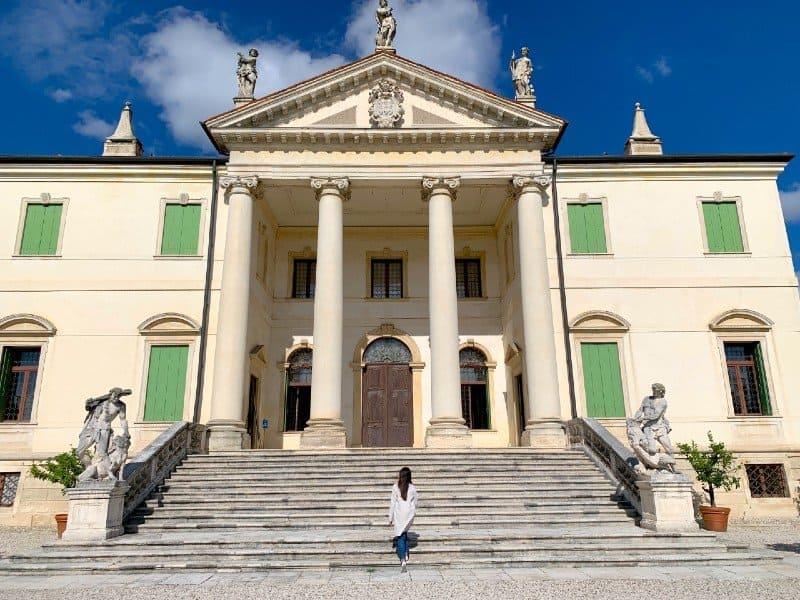 Villa Cordellina Lombardi - Montecchio Maggiore