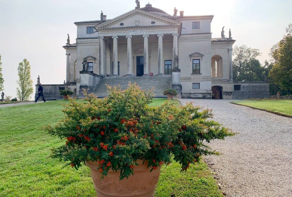 Villa Rotonda: a Palladian masterpiece in Vicenza