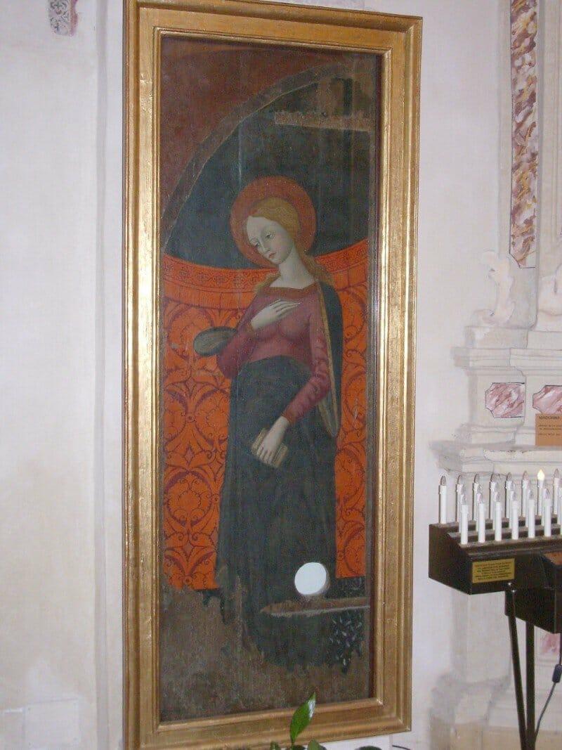 Madonna della Gattaiola - a village in Tuscany