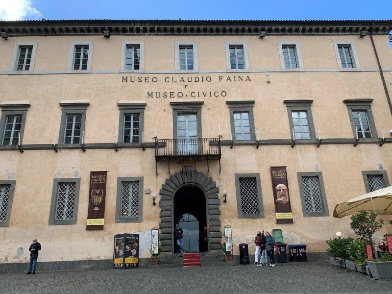 Museo Claudio Faina - Orvieto Italy