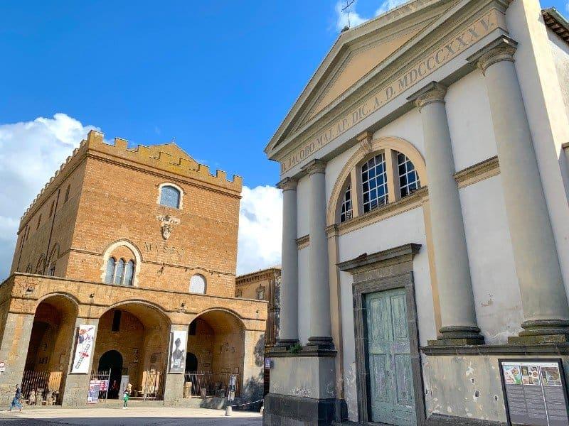 Palazzo Soliano - Orvieto Italy