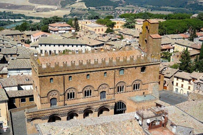 Palazzo del Capitano - Orvieto Italy