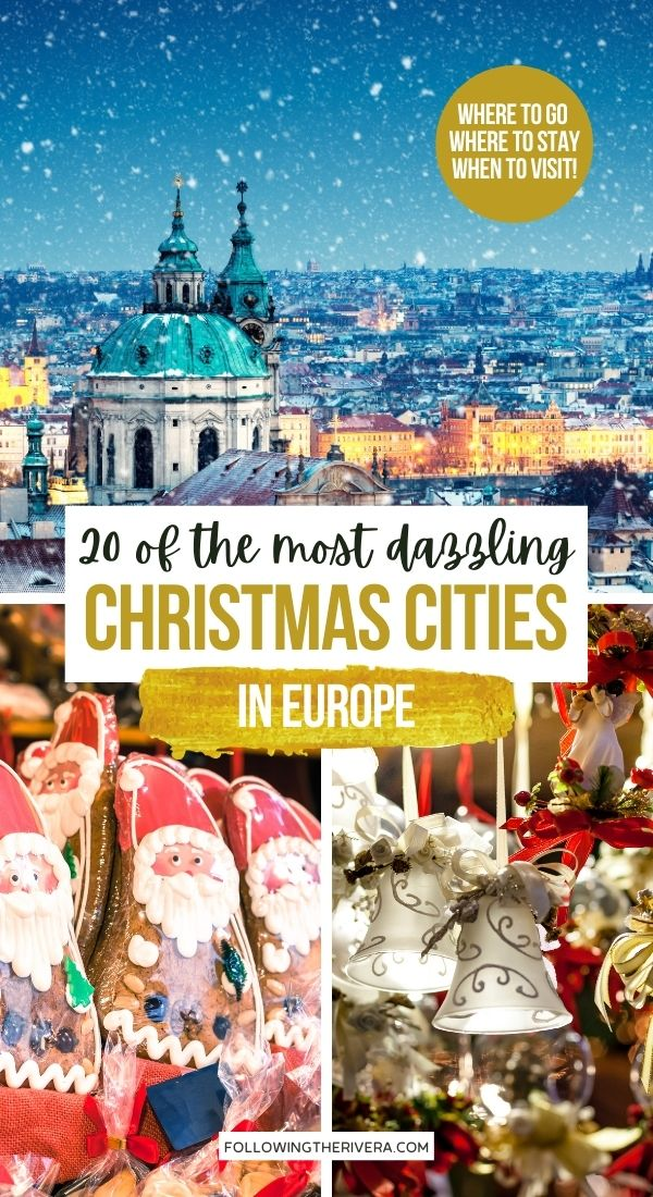 Photos of Christmas in Europe - Christmas cities in Europe