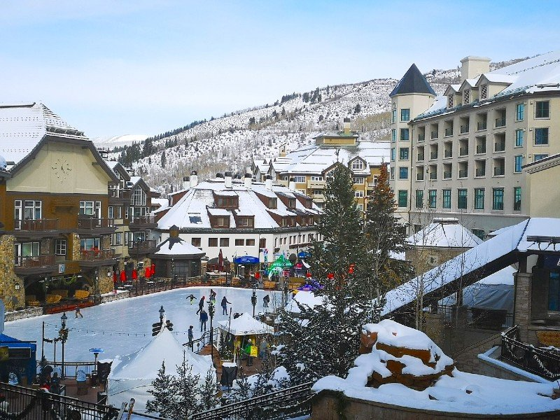 Beaver Creek — places to visit in Colorado in the winter