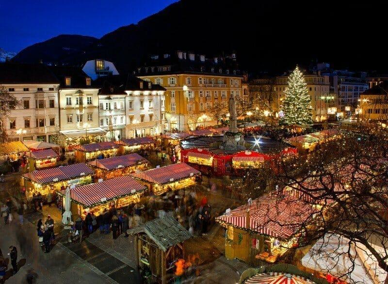 Bolzano Christmas market — best Christmas cities in Europe