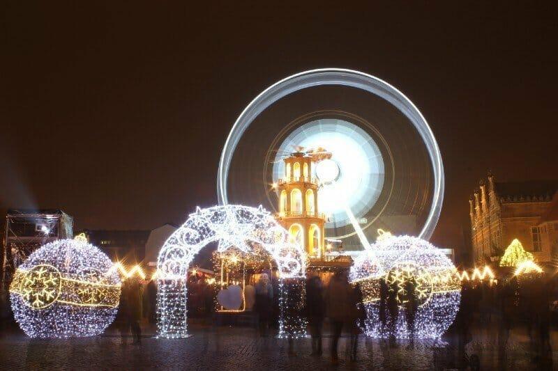 Gdansk Christmas market — best Christmas cities in Europe