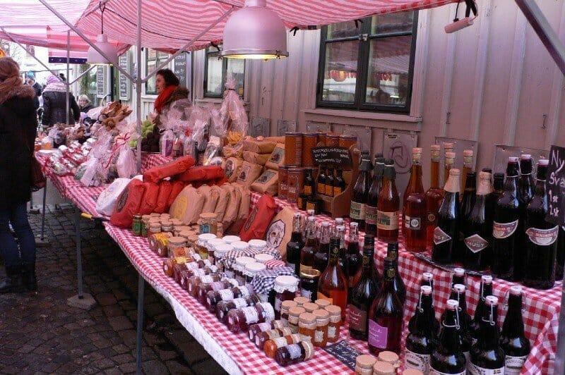 Haga Christmas market in Gothenburg — best Christmas cities in Europe