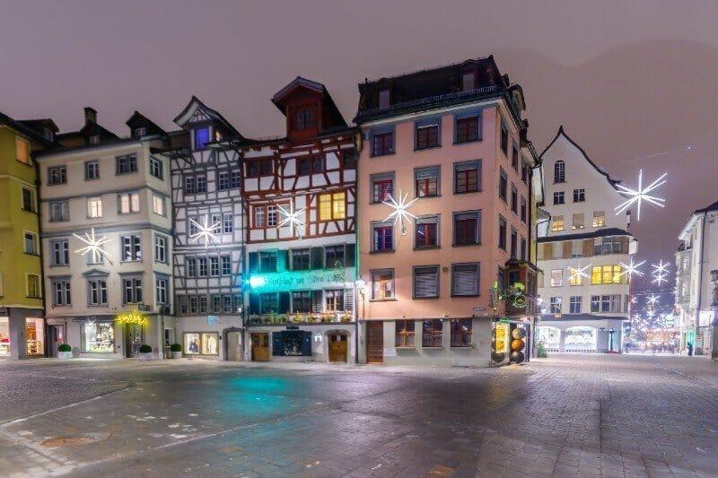St Gallen — best Christmas cities in Europe
