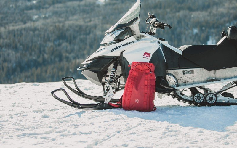 snowmobile tours — places to visit in Colorado in the winter