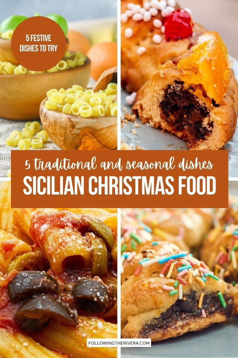 5 Sicilian Christmas food