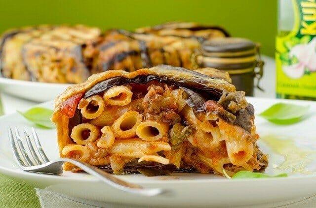 Pasta 'ncaciata - Sicilian Christmas food
