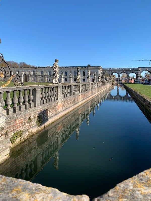Canal Villa Contarini - Piazzola sul Brenta